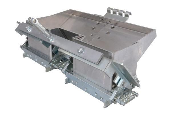 Aluminum Double Handliner Die